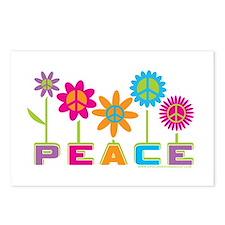 Unique Peace Postcards (Package of 8)