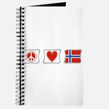 Peace, Love and Norway Journal