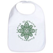 Leave Nothing Boot Green Bib
