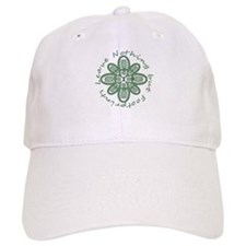 Leave Nothing Boot Green Baseball Cap