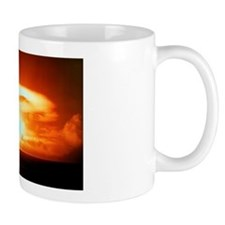 Greenhouse ITEM nuclear test mug