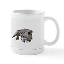 """George in Flight"" Small Mug"
