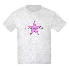 I'm a gymnast T-shirt