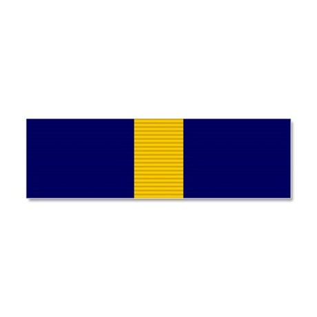 Navy Distinguished Service Medal Car Magnet 10 x 3
