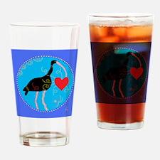 ibis Drinking Glass