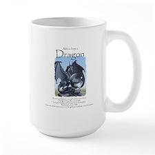 Advice from a Dragon Mug