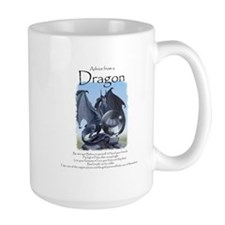 Advice from a Dragon Mug