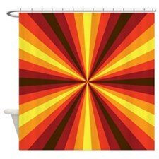 Fall Illusion Shower Curtain