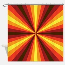 Fall Illusion Shower Curtain