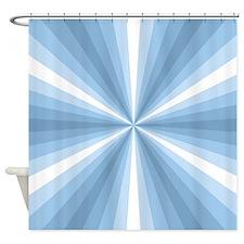 Winter Illusion Shower Curtain