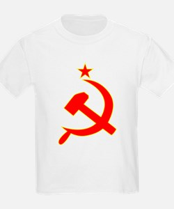 Hammer and Sickle Kids T-Shirt