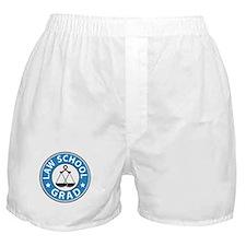 Law School Grad Boxer Shorts