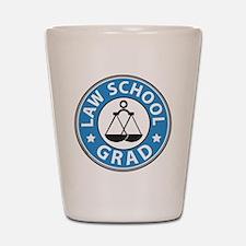 Law School Grad Shot Glass
