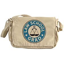 Law School Grad Messenger Bag