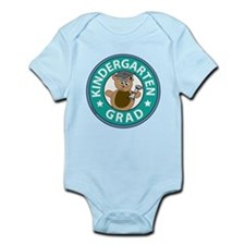 Kindergarten Grad Infant Bodysuit