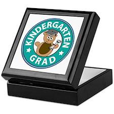 Kindergarten Grad Keepsake Box