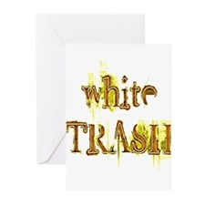 White Trash Greeting Cards (Pk of 20)