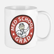 Med School Grad (Male) Mug