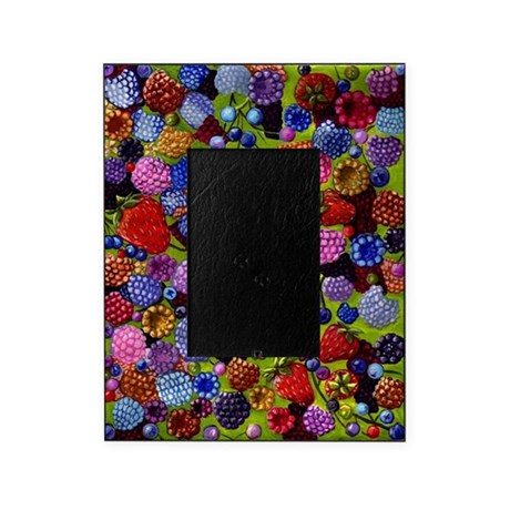 All Kinds Of Berries Picture Frame