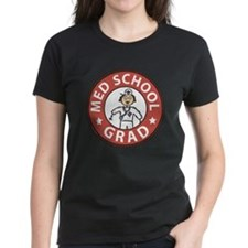 Med School Grad (Female) Tee