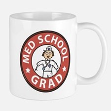 Med School Grad (Female) Mug