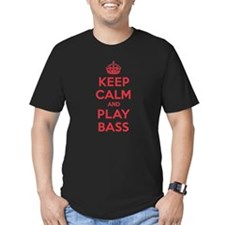 Keep Calm Play Bass T