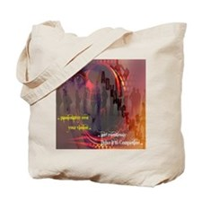 Own Your Vision Tote Bag