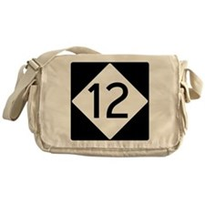 Route 12 Messenger Bag