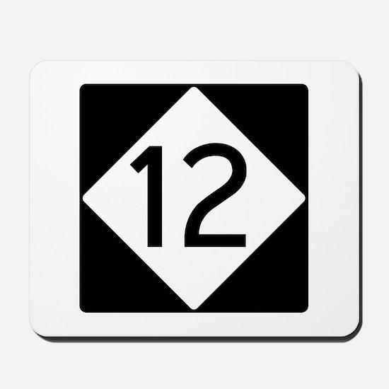 Route 12 Mousepad