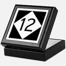 Route 12 Keepsake Box