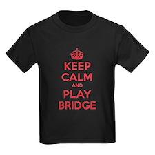 Keep Calm Play Bridge T