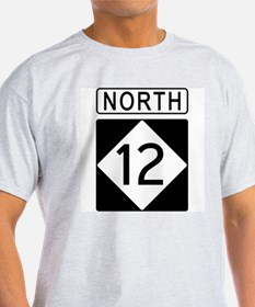 Route 12 North T-Shirt