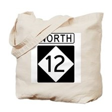 Route 12 North Tote Bag