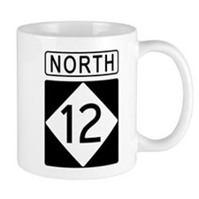 Route 12 North Mug