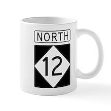 Route 12 North Small Mug