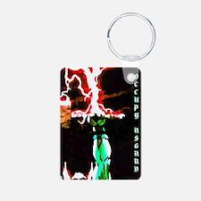 Occupy Asgard 2-Sided Keychain
