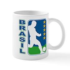 Brasil World Cup Soccer Mug