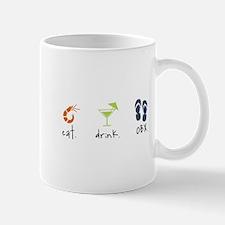 Eat. Drink. OBX. Mug