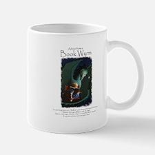 Advice from a Book Wyrm Mug