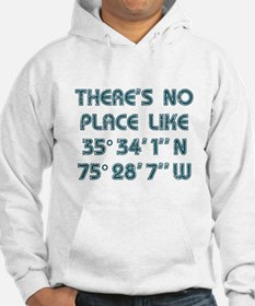 There's No Place Like the OBX Hoodie