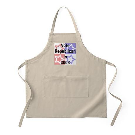 Vote Republican BBQ Apron