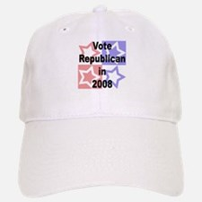 Vote Republican Baseball Baseball Cap