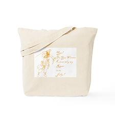 Cute Pirate pick up lines Tote Bag