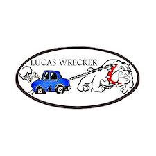 LUCAS WRECKER Patches
