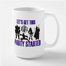 Party Started Mug