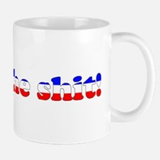 mitts the sht Mug