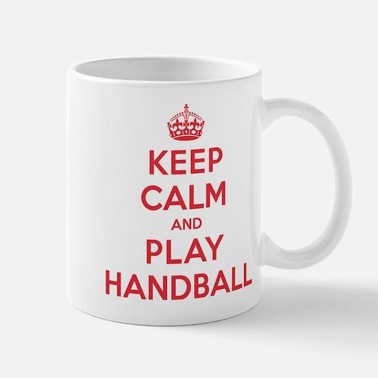 Keep Calm Play Handball Mug