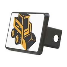 skid steer digger truck Hitch Cover