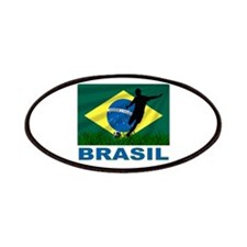 Brasil World Cup Soccer Patches