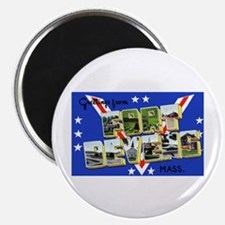 "Fort Devens Massachusetts 2.25"" Magnet (10 pack)"